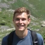 Andrew Houck, Master Student, Alumnus