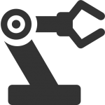 Industry-Robot-icon
