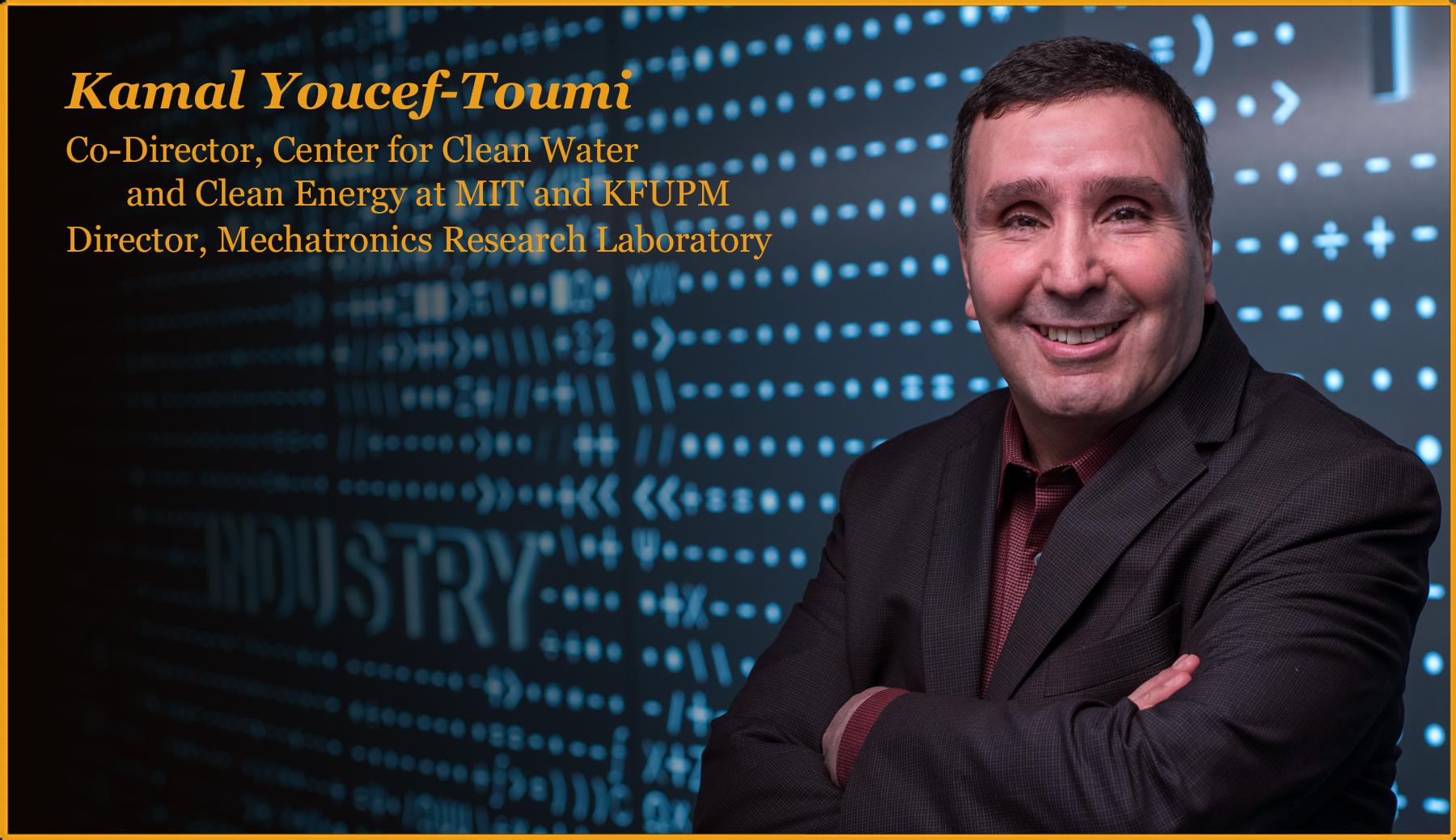 Prof. Kamal Youcef-Toumi